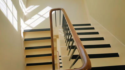 Church of Scientology Stepmaster Stair Nosing