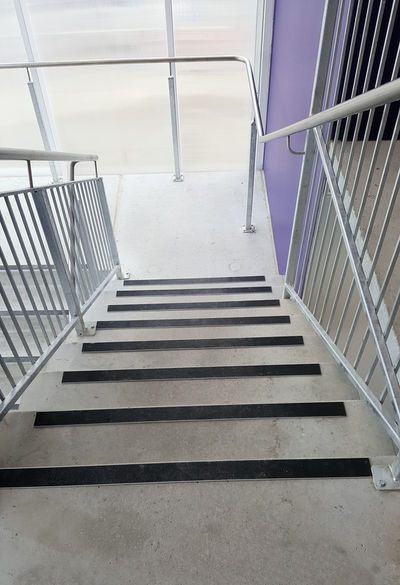 Lichfield Carpark Stepmaster Stair Nosings
